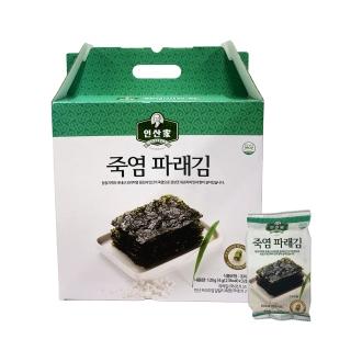 죽염 파래김 4g*32개