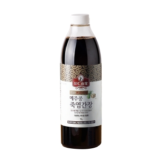 프리미엄 메주콩 죽염간장 1L